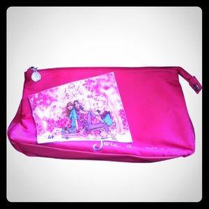 Lancôme Joie de Vivre Cosmetic Bag